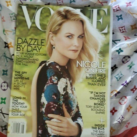 Vogue Magazine August 2015